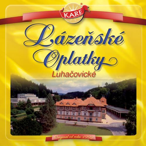 Lázeòské oplatky karamelové - zvìtšit obrázek