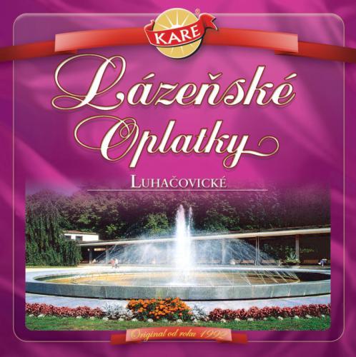 Lázeòské oplatky oøíško-kakaové - zvìtšit obrázek